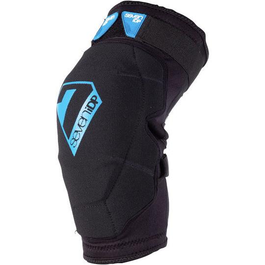 7 Protection 7iDP Flex Knee Pads - black-blue