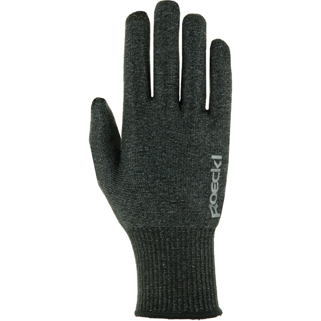 Picture of Roeckl Kopenhagen Multisport Liner  Gloves - anthrazit melange 0085