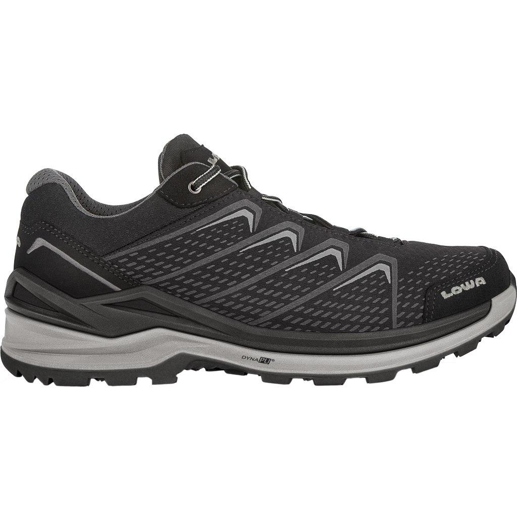 Image of LOWA Ferrox Pro GTX Lo Shoe - black/light grey