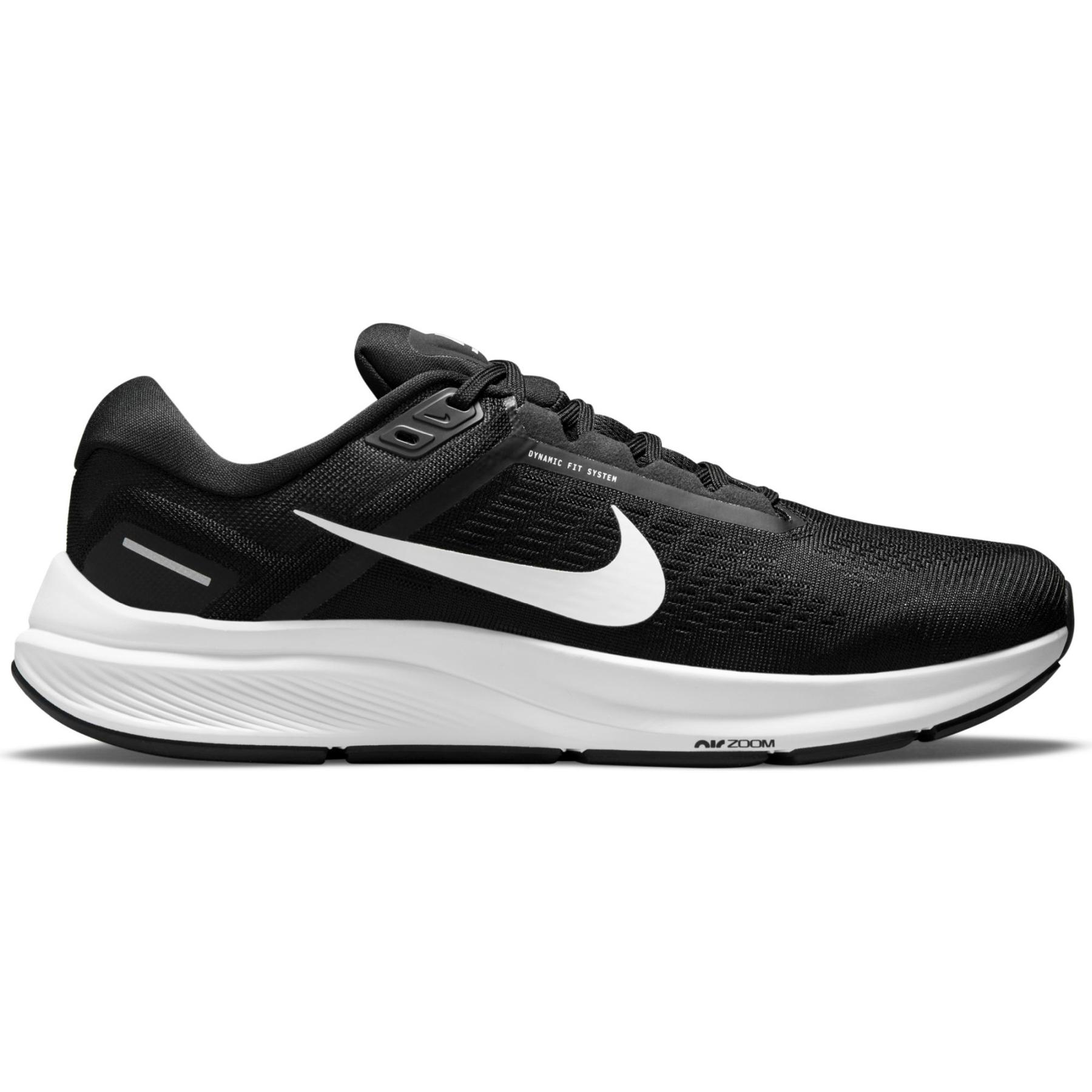 Nike Air Zoom Structure 24 Zapatillas de Correr para Hombre - black/white DA8535-001