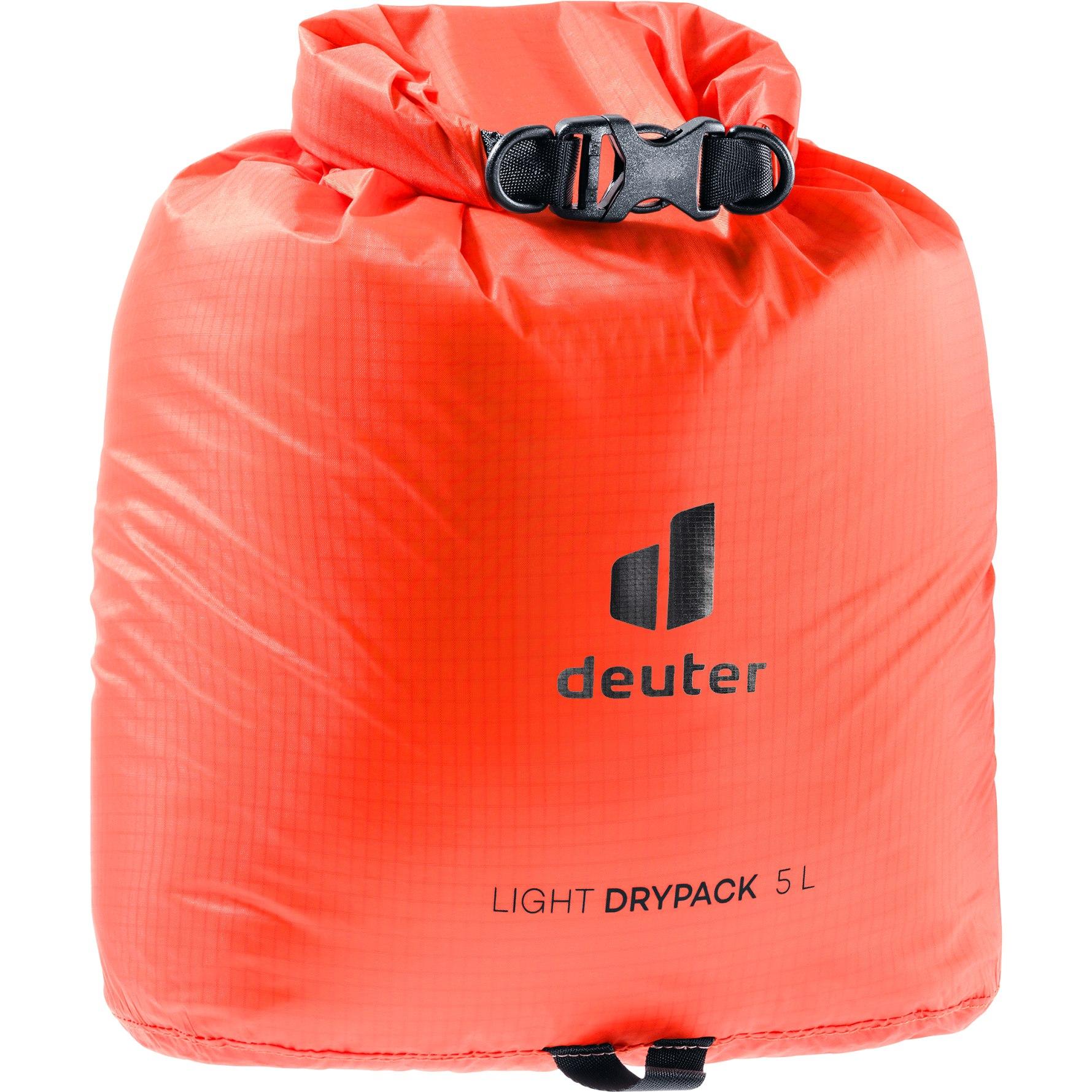 Deuter Light Drypack 5l - papaya