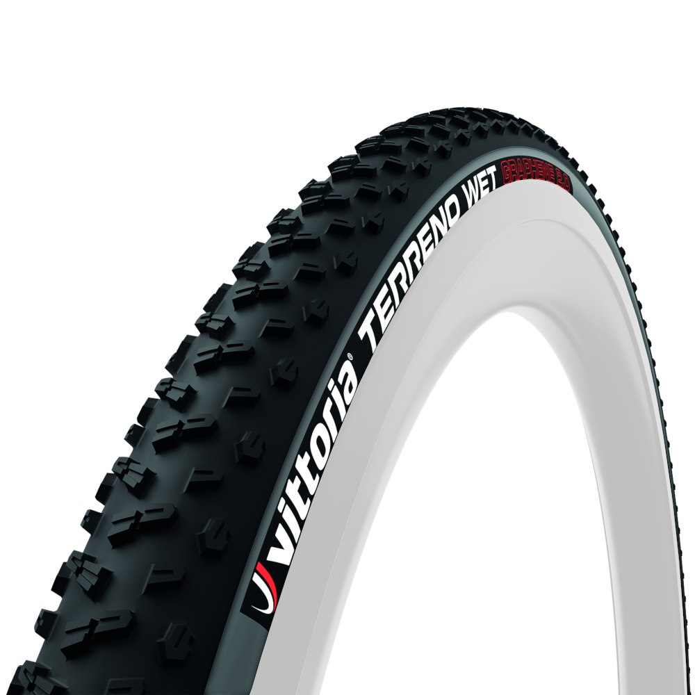 Vittoria Terreno Wet G2.0 TNT Folding Tire - black / anthracite - ETRTO 31-622