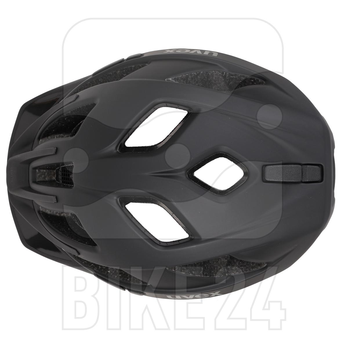 Bild von Uvex touring cc Helm - black mat