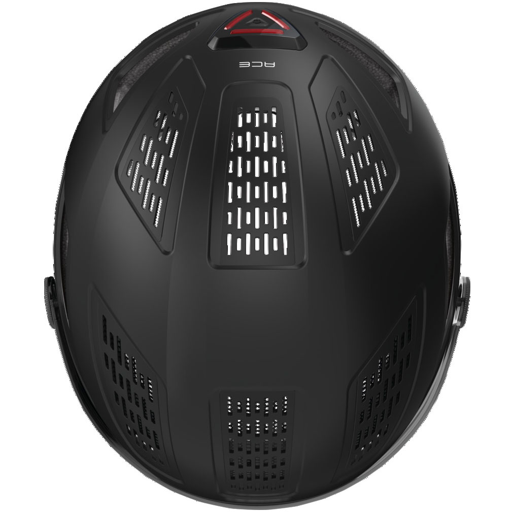 Imagen de ABUS Hyban 2.0 Ace Helmet - velvet black