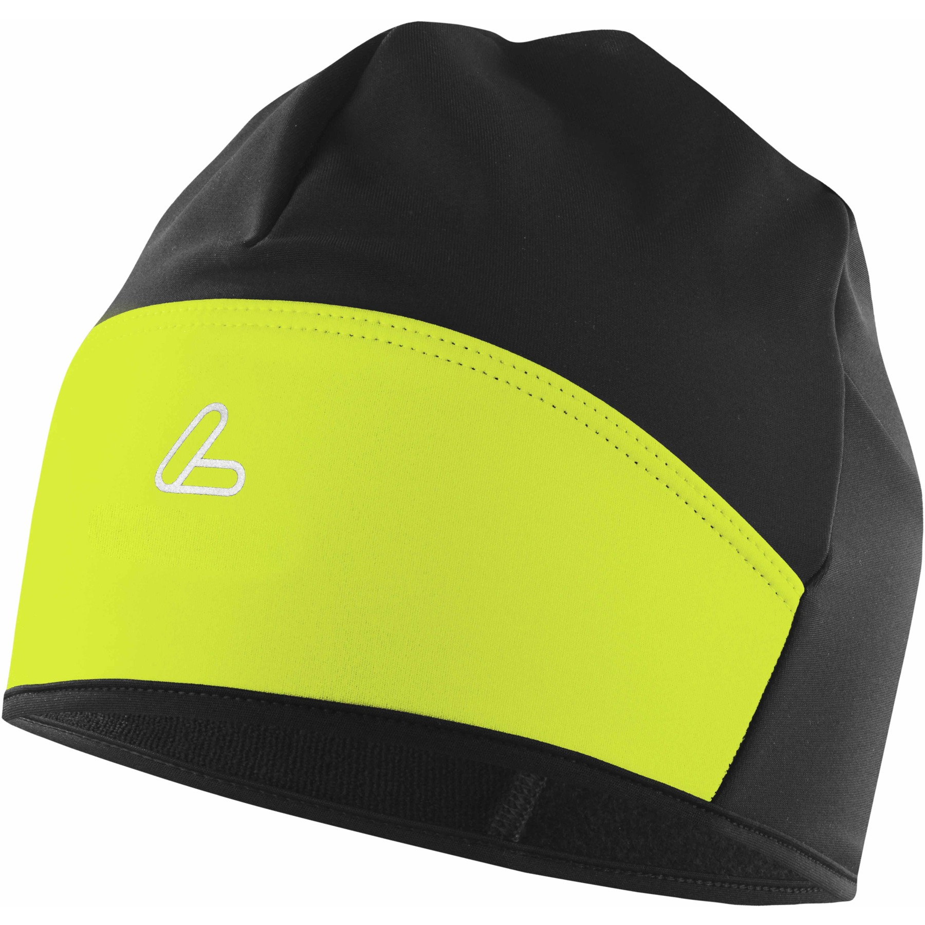 Löffler Windstopper® Mütze Flaps 21716 - neon gelb 200