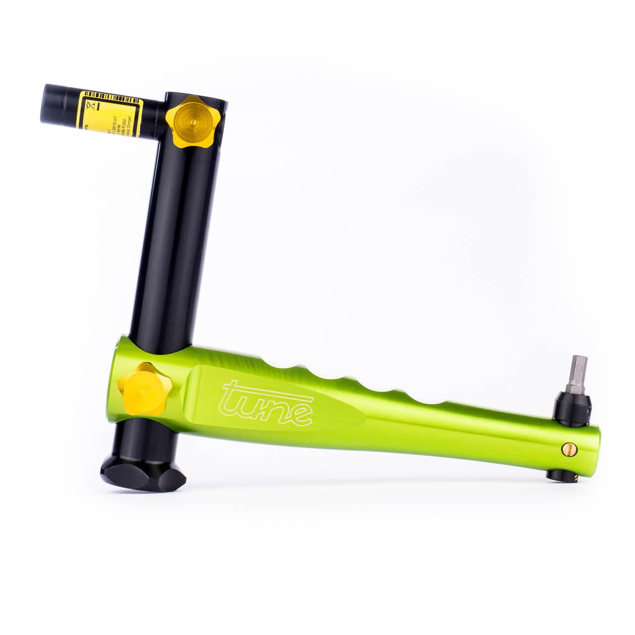 Tune Linientreu - Laser-Einstellwerkzeug für Schaltwerke