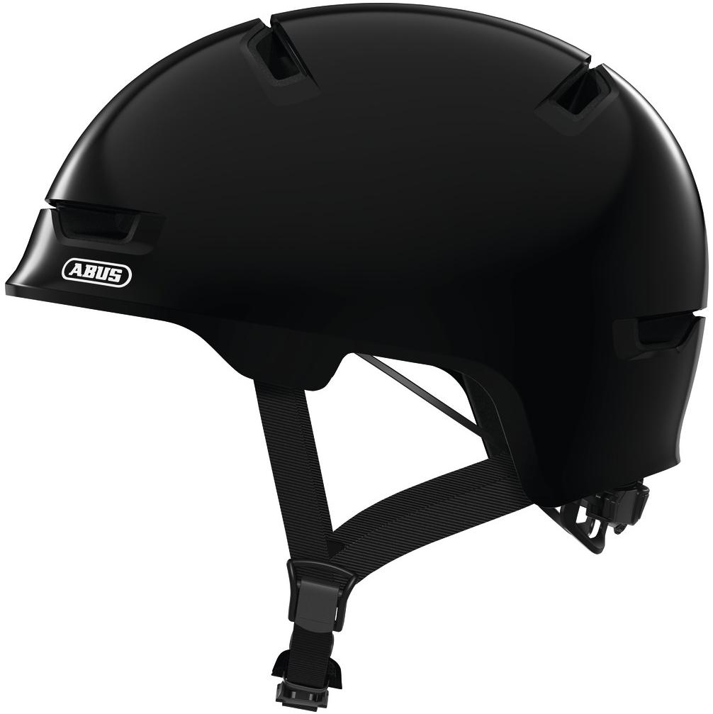 ABUS Scraper 3.0 Kid - Casco de niños - shiny black