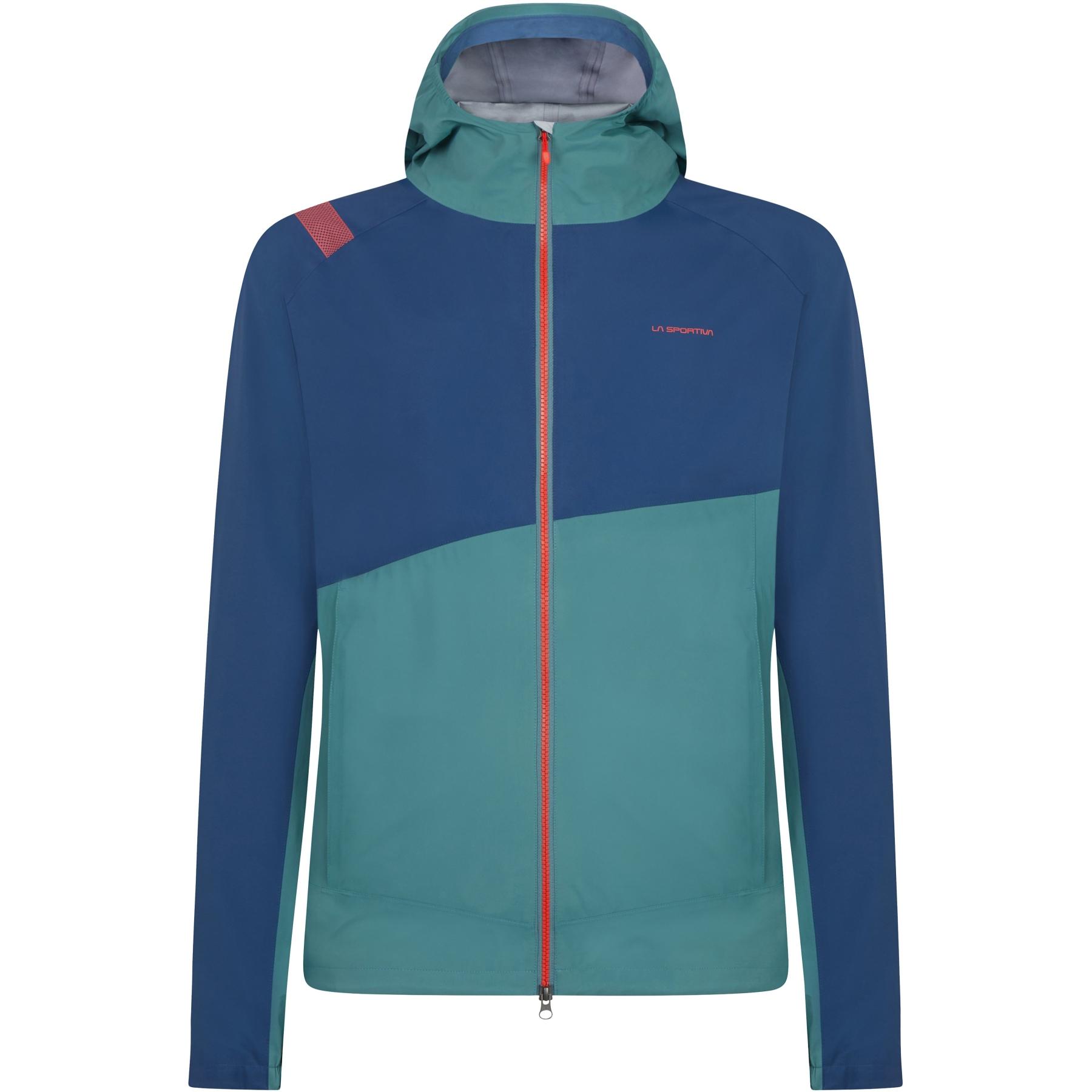La Sportiva Zagros GTX Jacket - Opal/Pine