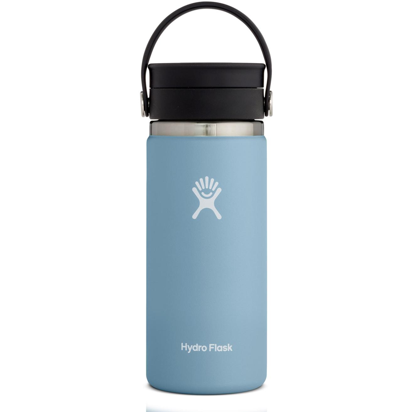 Hydro Flask 16oz Coffee mit Flex Sip™ Lid Thermoflasche - 473ml - Rain