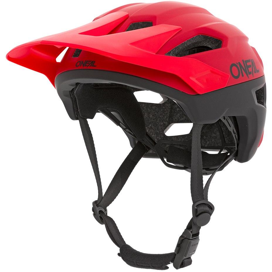 O'Neal Trailfinder Helmet - SPLIT red