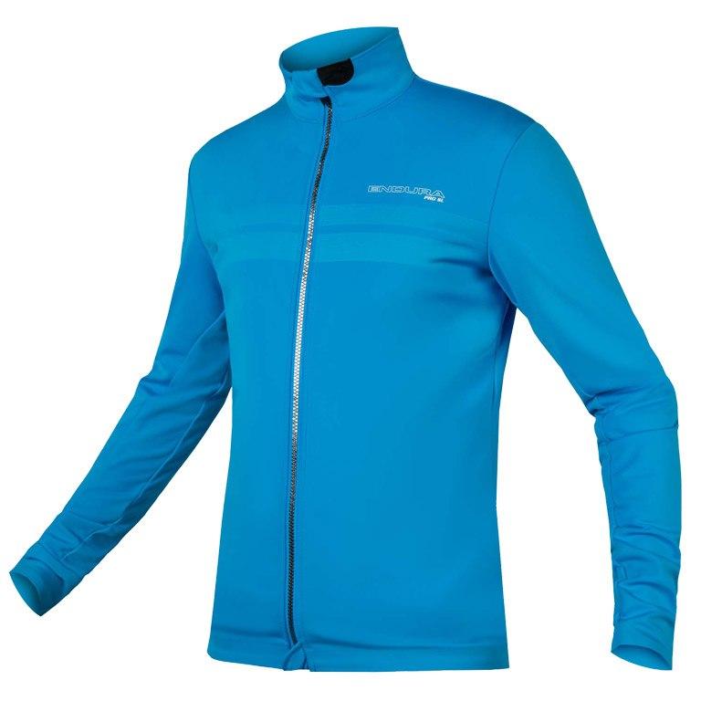 Produktbild von Endura Pro SL Thermal Winddichte Jacke II - neon-blau
