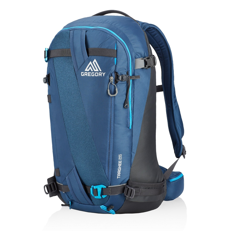 Gregory Targhee 26 Backpack - Atlantis Blue