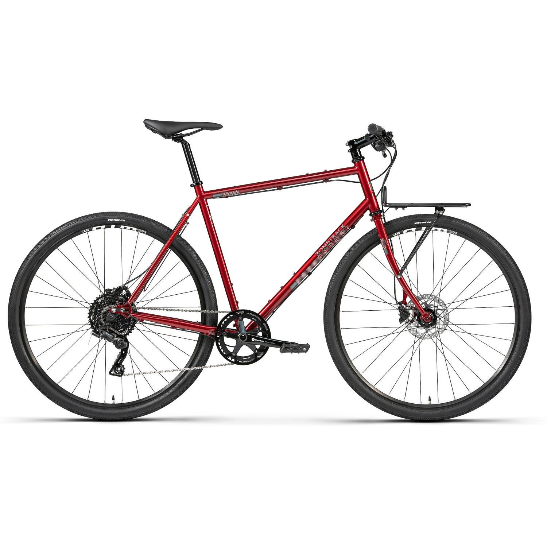 Bombtrack Arise Geared - Trekkingbike - 2021 - glossy dark cherry