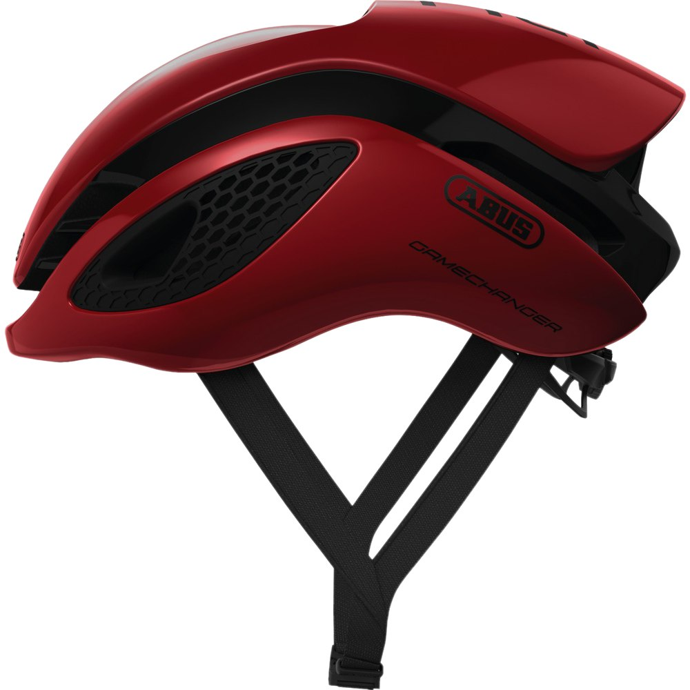 ABUS GameChanger Helmet - blaze red