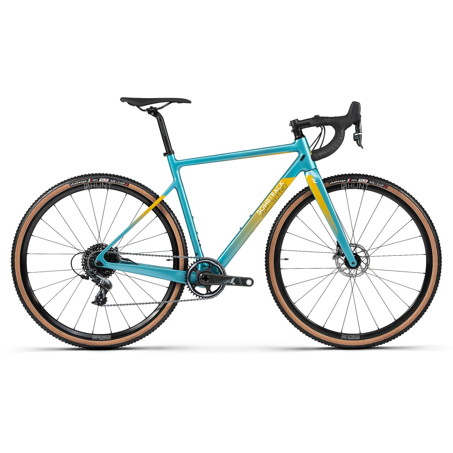 Bombtrack Tension C - Carbon Cyclocross Bike - 2021 - glossy turquoise