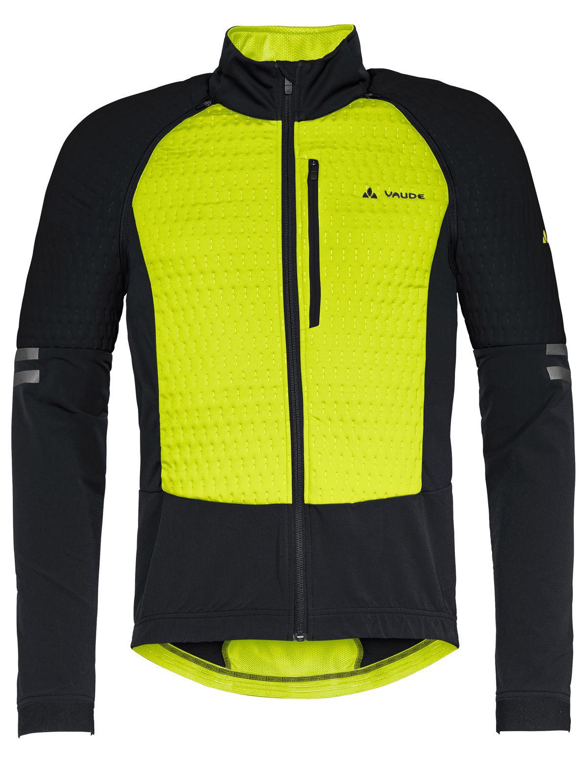 Vaude Men's Pro Insulation ZO Jacket - bright green