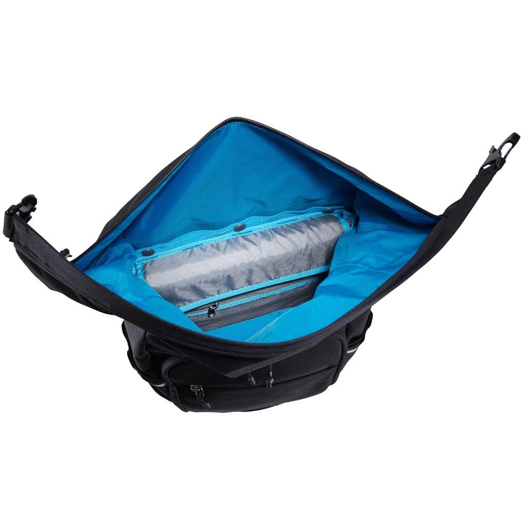 Image of Thule Pack 'n Pedal Commuter Backpack - black