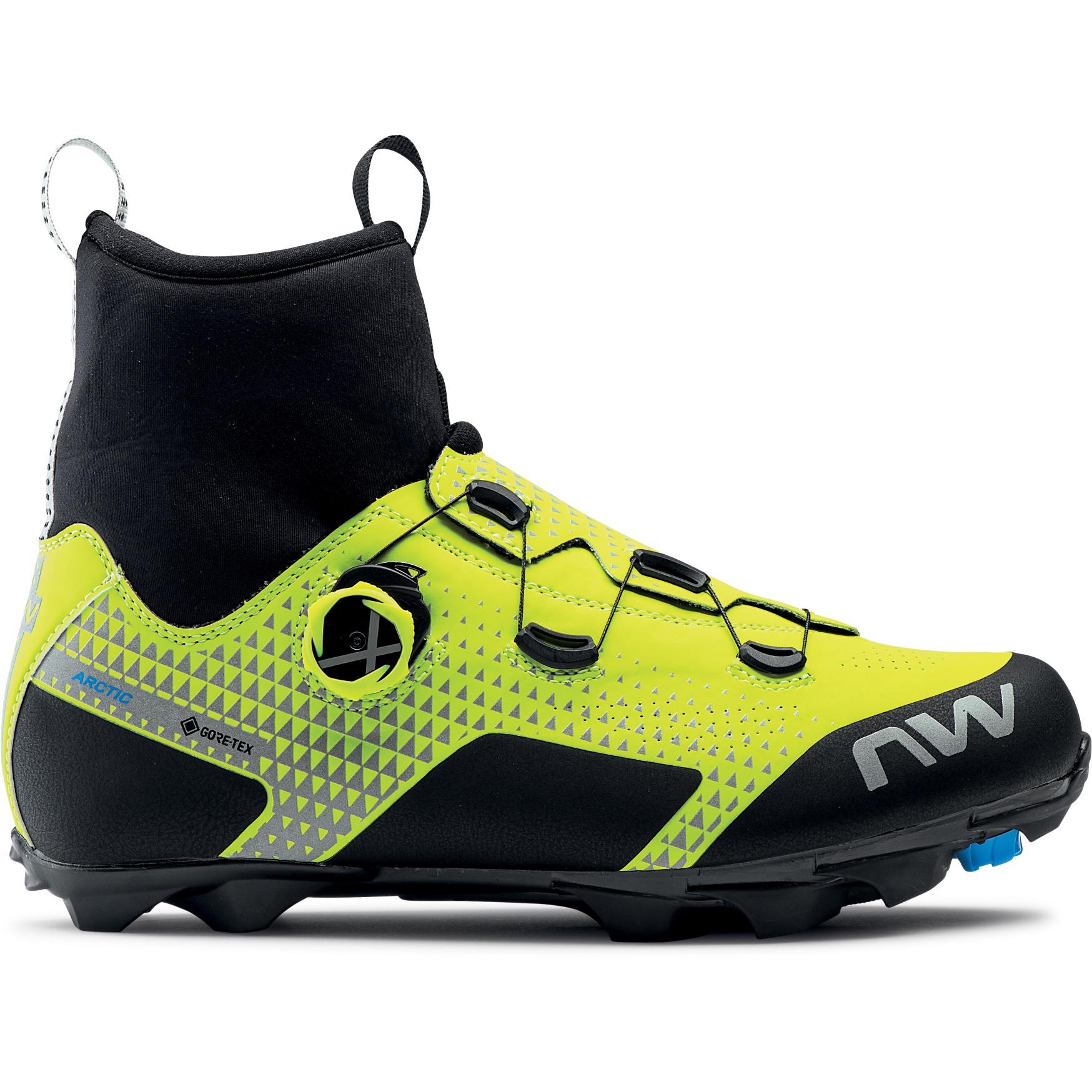 Produktbild von Northwave Celsius XC Arctic GTX MTB Schuhe - yellow fluo/reflective