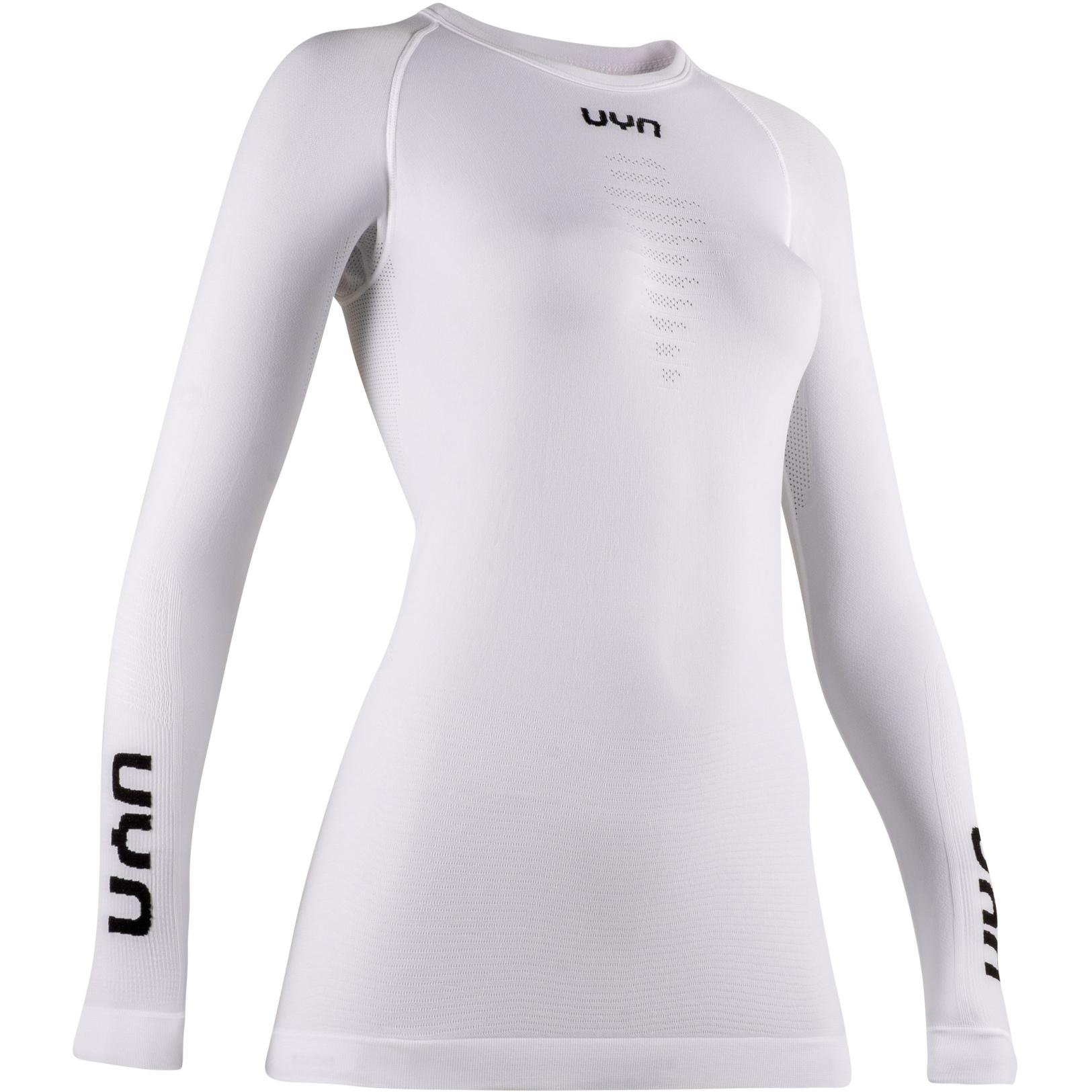Image of UYN Energyon Lady Long Sleeve Underwear Shirt - White
