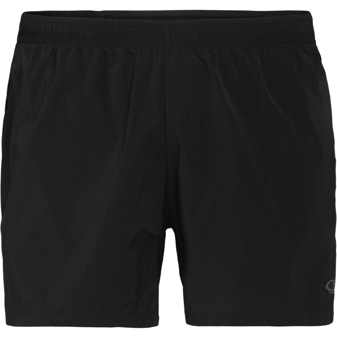 Icebreaker Impulse Running Herren Shorts - Black