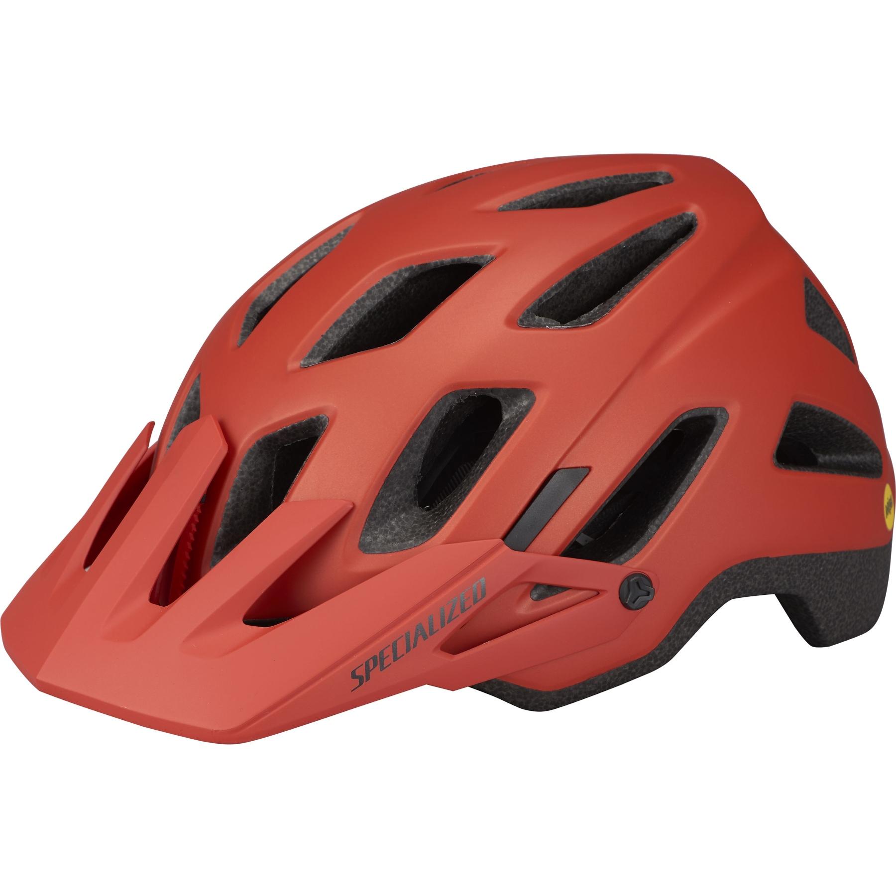 Specialized Ambush Comp MIPS Helmet - Satin Redwood