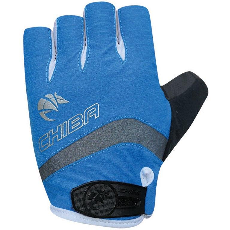 Chiba BioXCell Bike Gloves Women - oceano