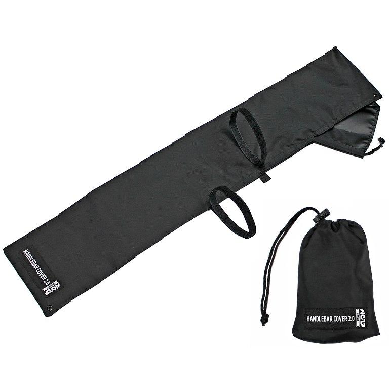 NC-17 Connect Handlebar Cover 2.0 - black