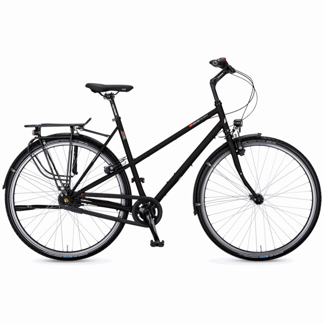 vsf fahrradmanufaktur T-300 HS22 Nexus - Women Trekking Bike - 2022 - ebony metallic
