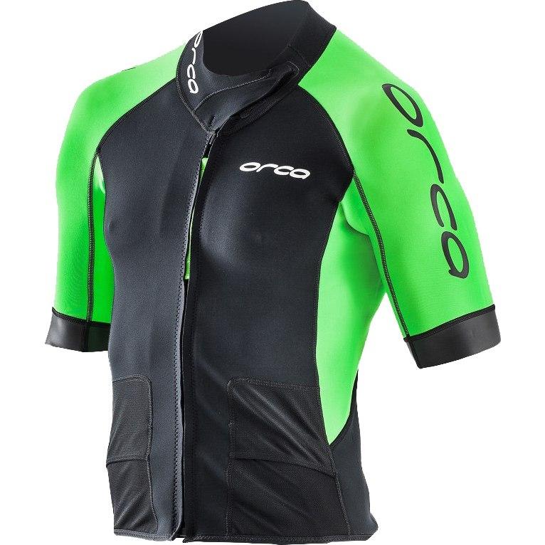 Orca SwimRun Core Top - black/green