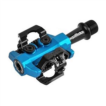 Bild von Xpedo CXR Pedal - schwarz/blau