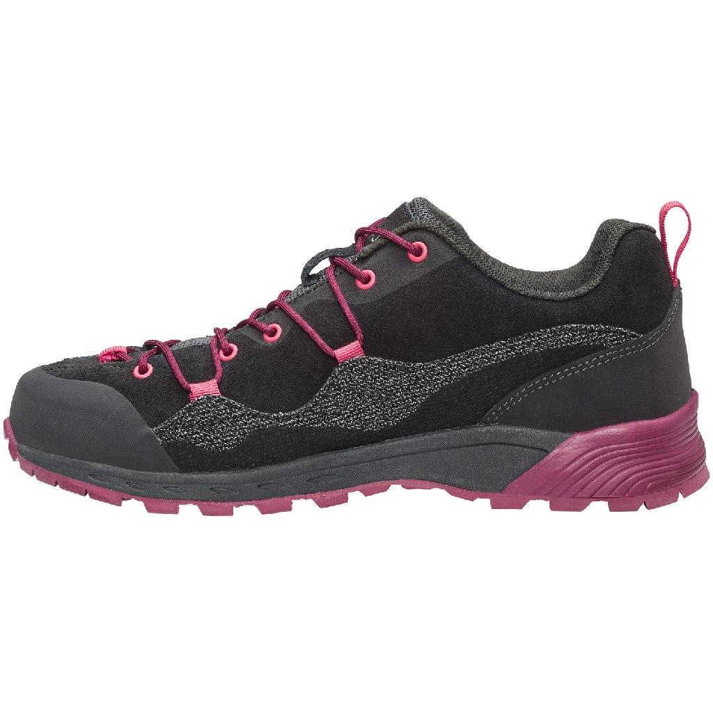 Image of Vaude Women's MTN Dibona Tech Approach Shoe - passion fruit