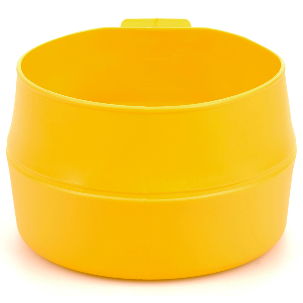 Wildo Fold-A-Cup BIG - lemon