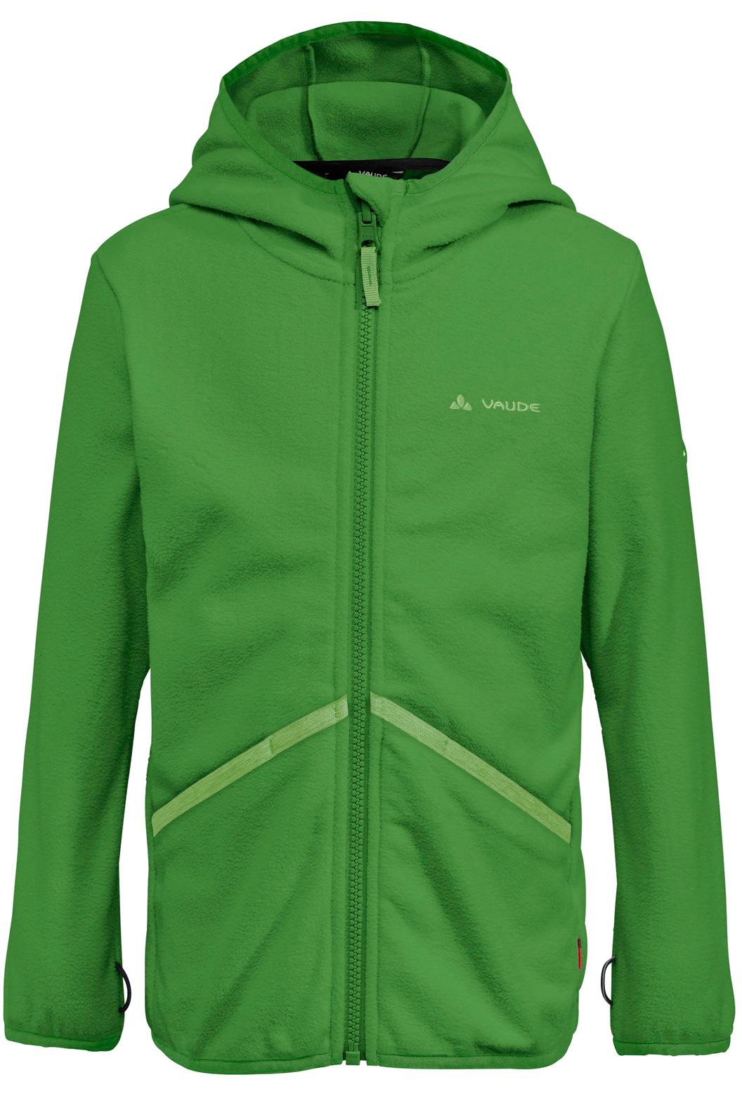 Vaude Kids Pulex Hooded Jacket - parrot green