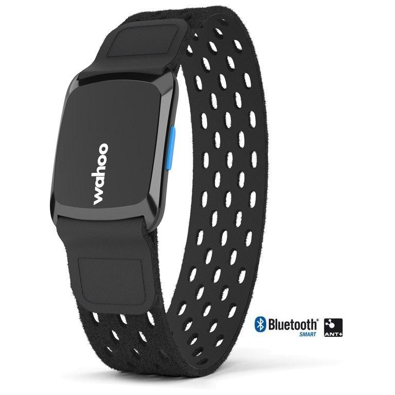Wahoo TICKR FIT ANT+ und Bluetooth Herzfrequenzmesser Armband