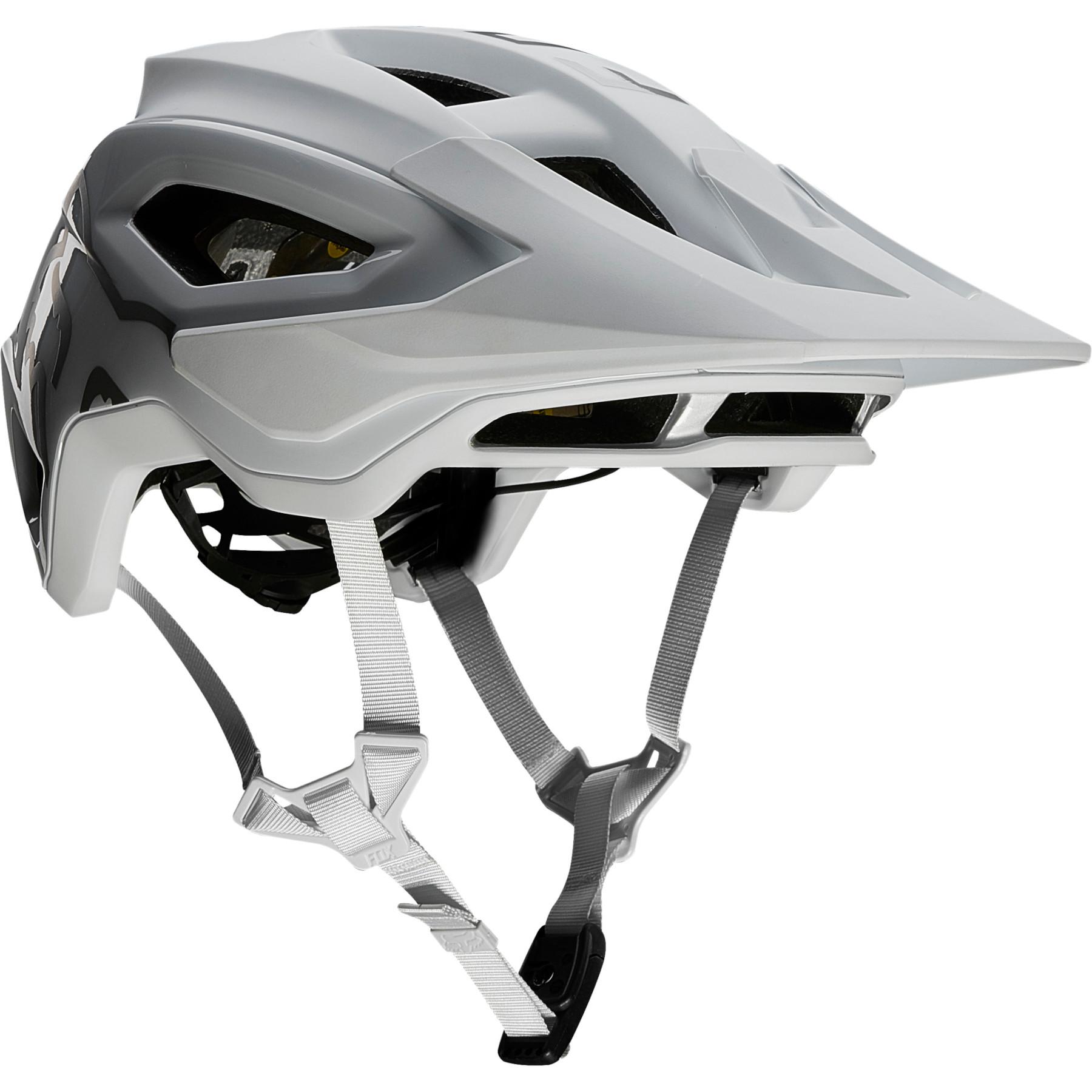 FOX Speedframe Pro MIPS Helmet - white