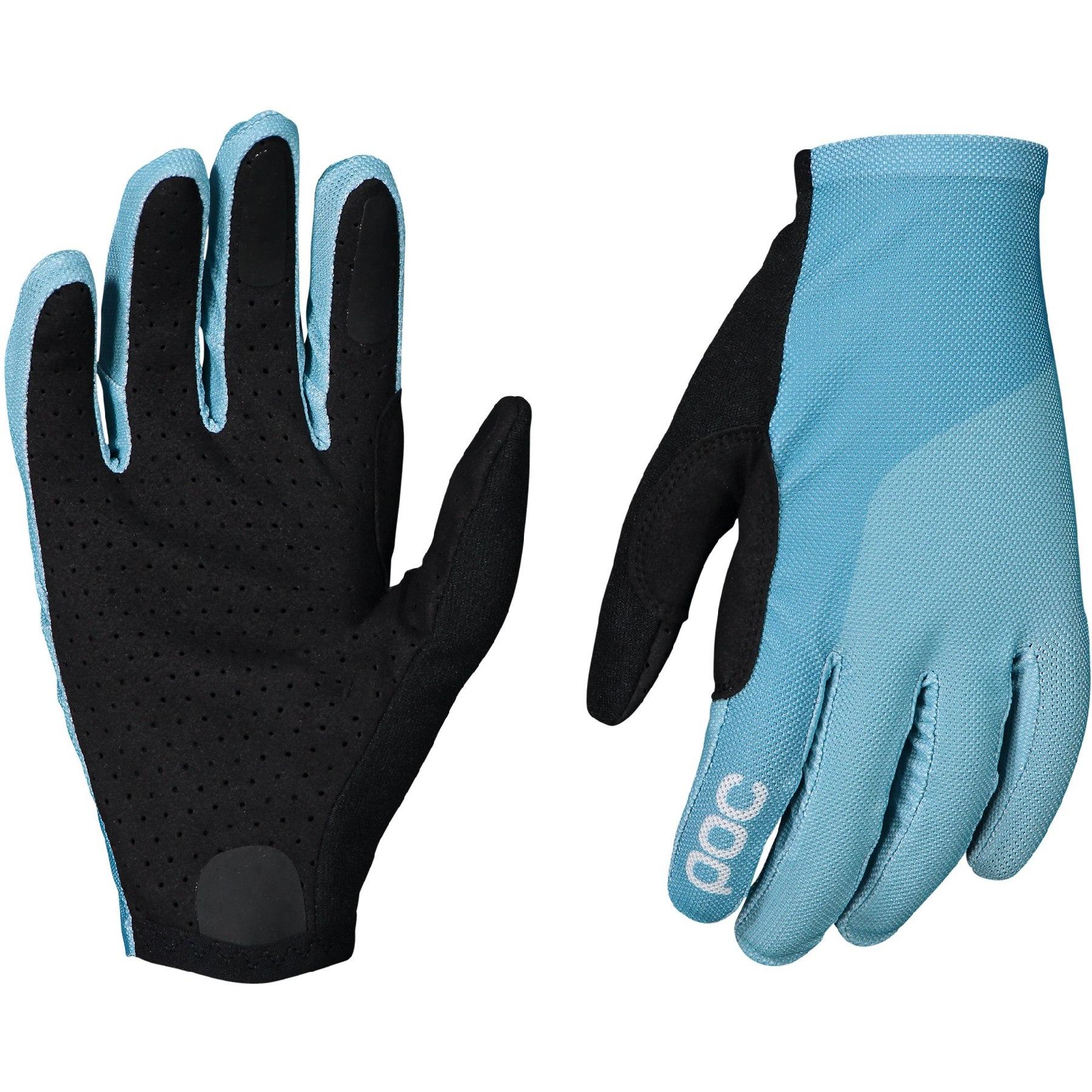 Foto de POC Essential Mesh Glove Guantes de ciclismo - 8310 Lt Basalt Blue/Basalt Blue