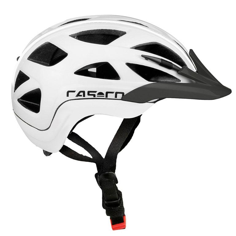 Casco Activ 2 Junior Kids Helmet - white-