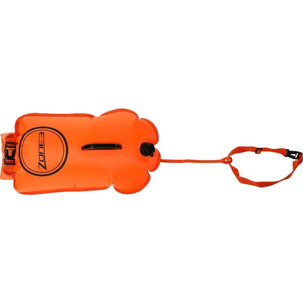 Bild von Zone3 Swim Buoy Dry Bag 28L - Packsack - orange