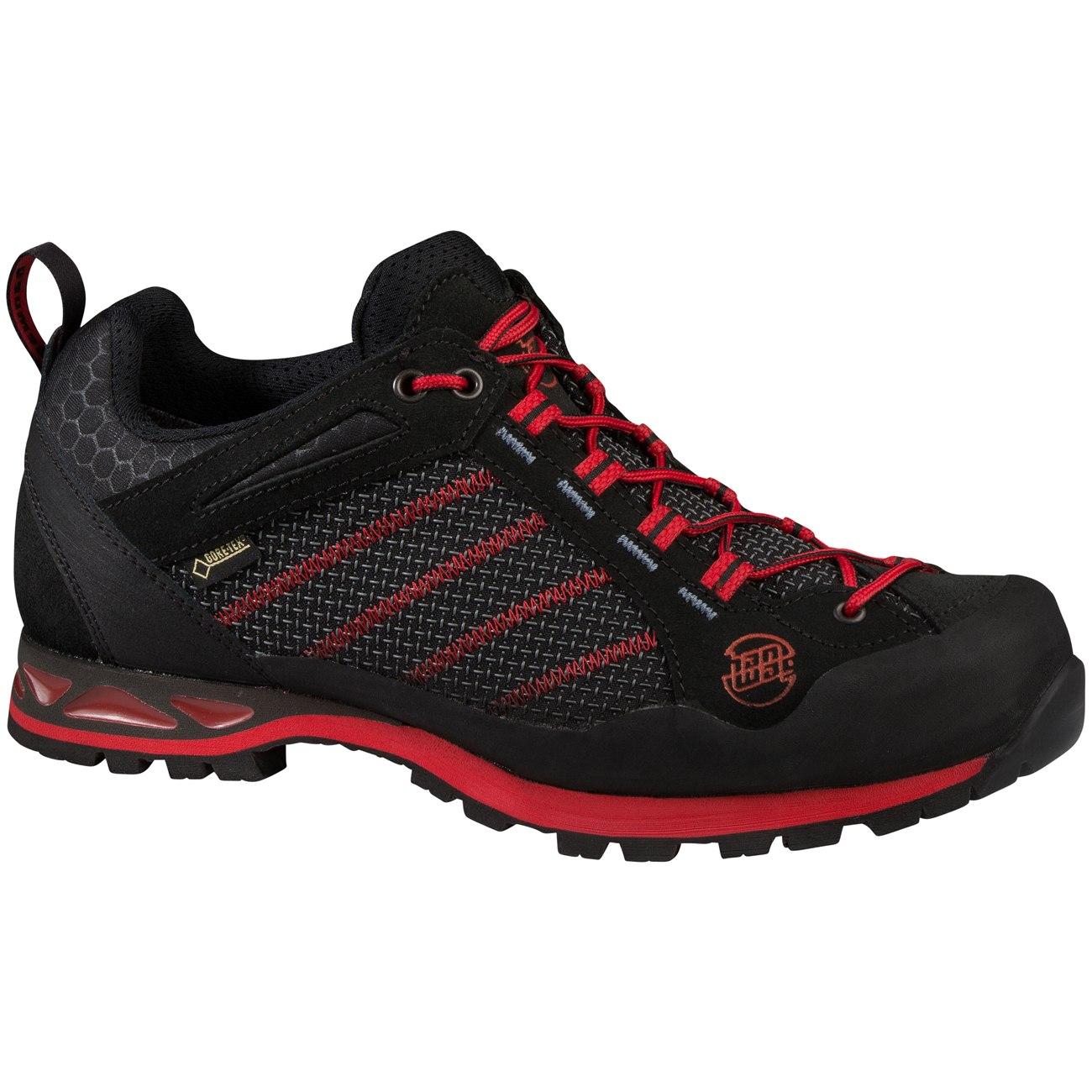 Hanwag Makra Low GTX Shoe - Black
