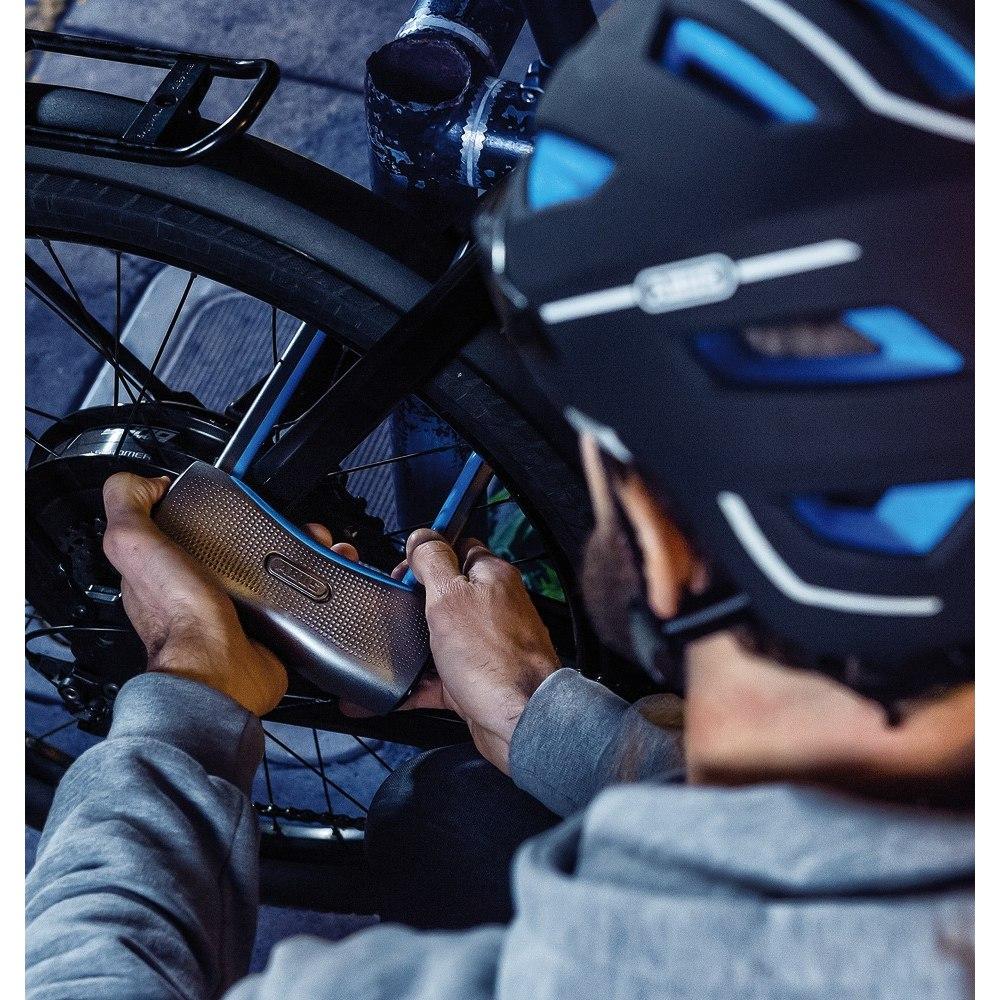 Imagen de ABUS SmartX 770A/160 HB300 U-Lock + USKF Mounting
