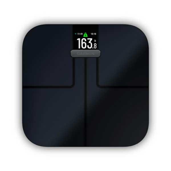 Produktbild von Garmin Index™ S2 Smart-Waage - schwarz