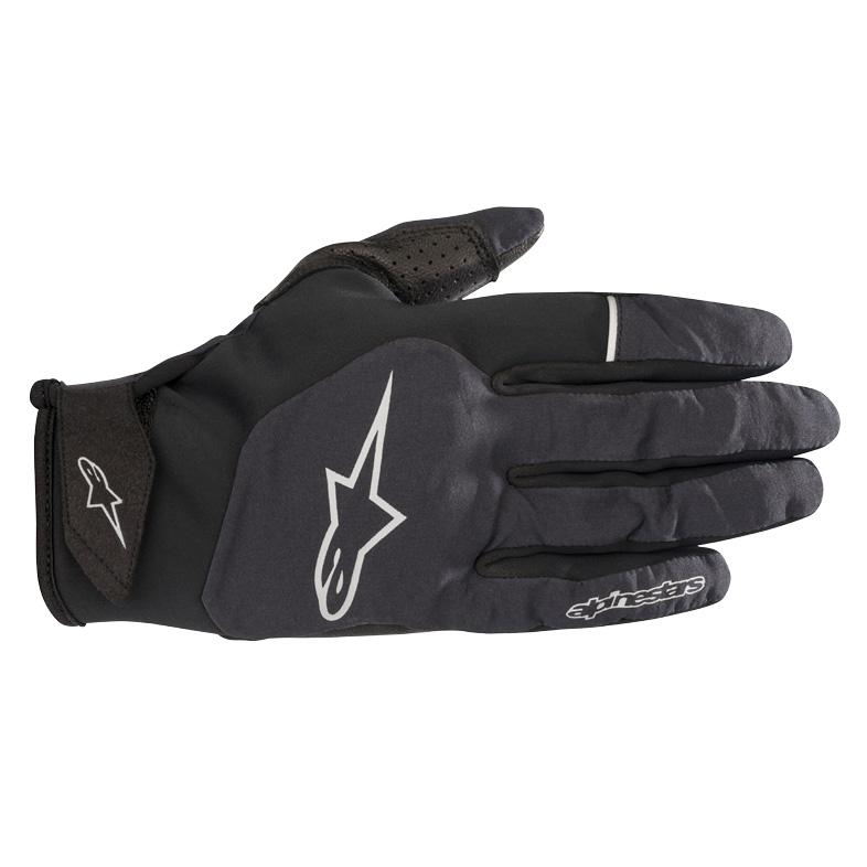 Alpinestars Cascade WP Tech Gloves - black/mid gray
