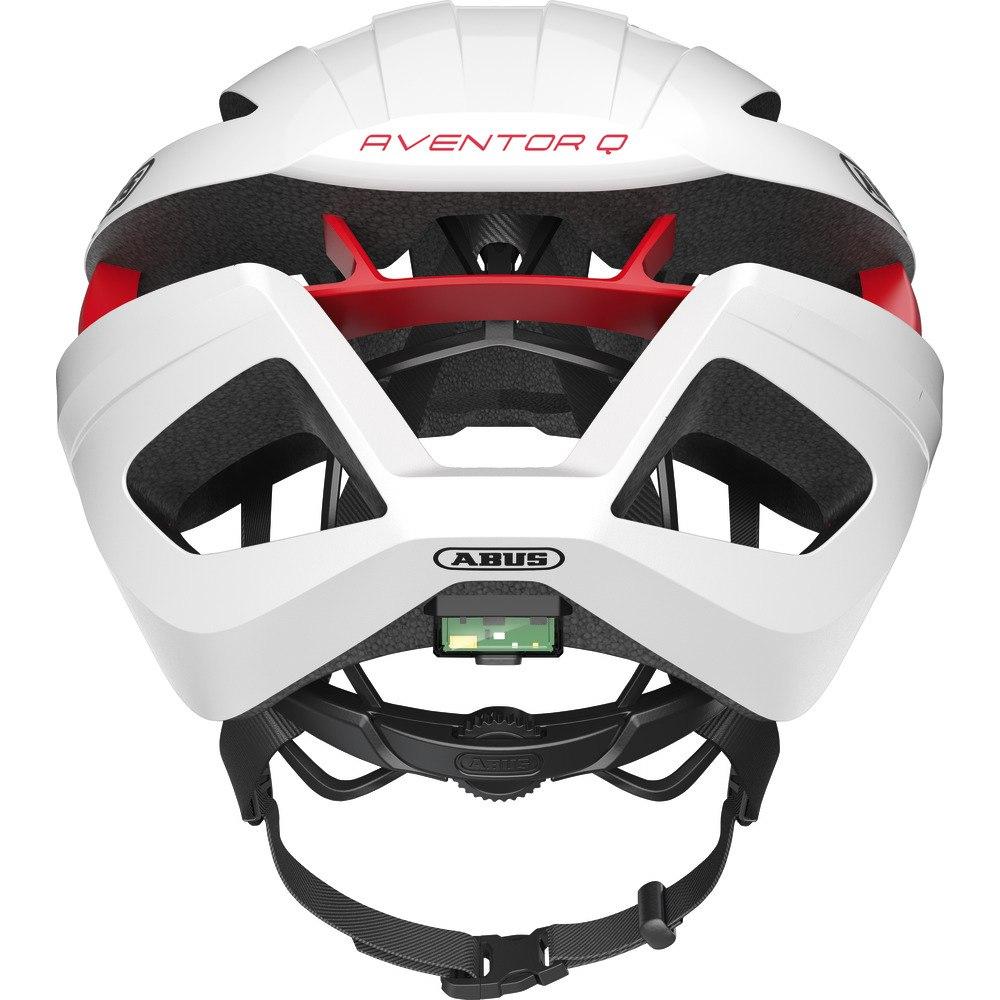 Imagen de ABUS Aventor Quin Helmet - polar white