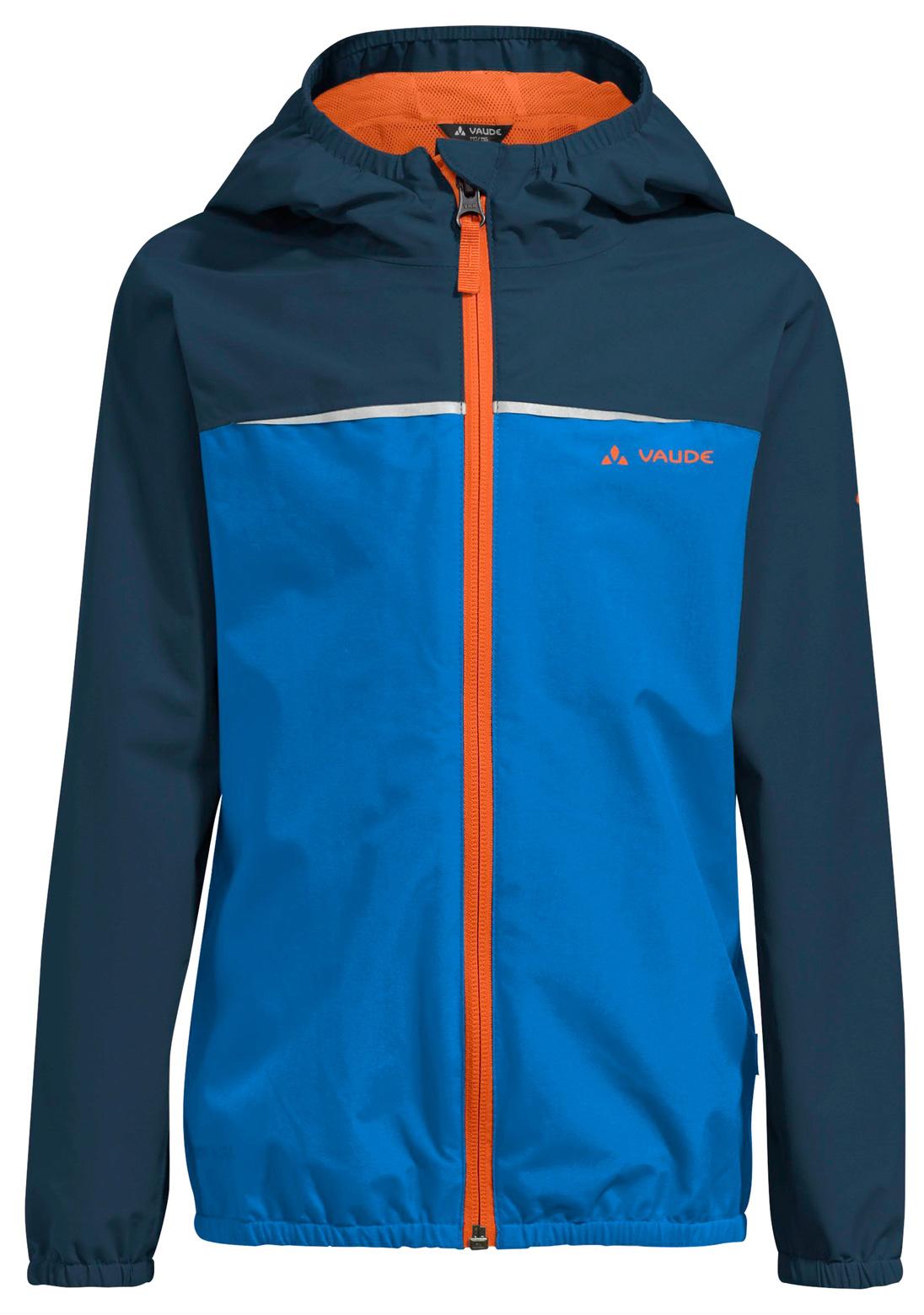 Vaude Kids Turaco Jacket II - radiate blue