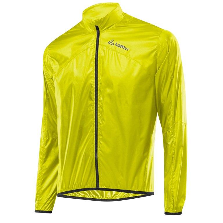 Löffler Bike Jacket Windshell 15885 - neon yellow 242