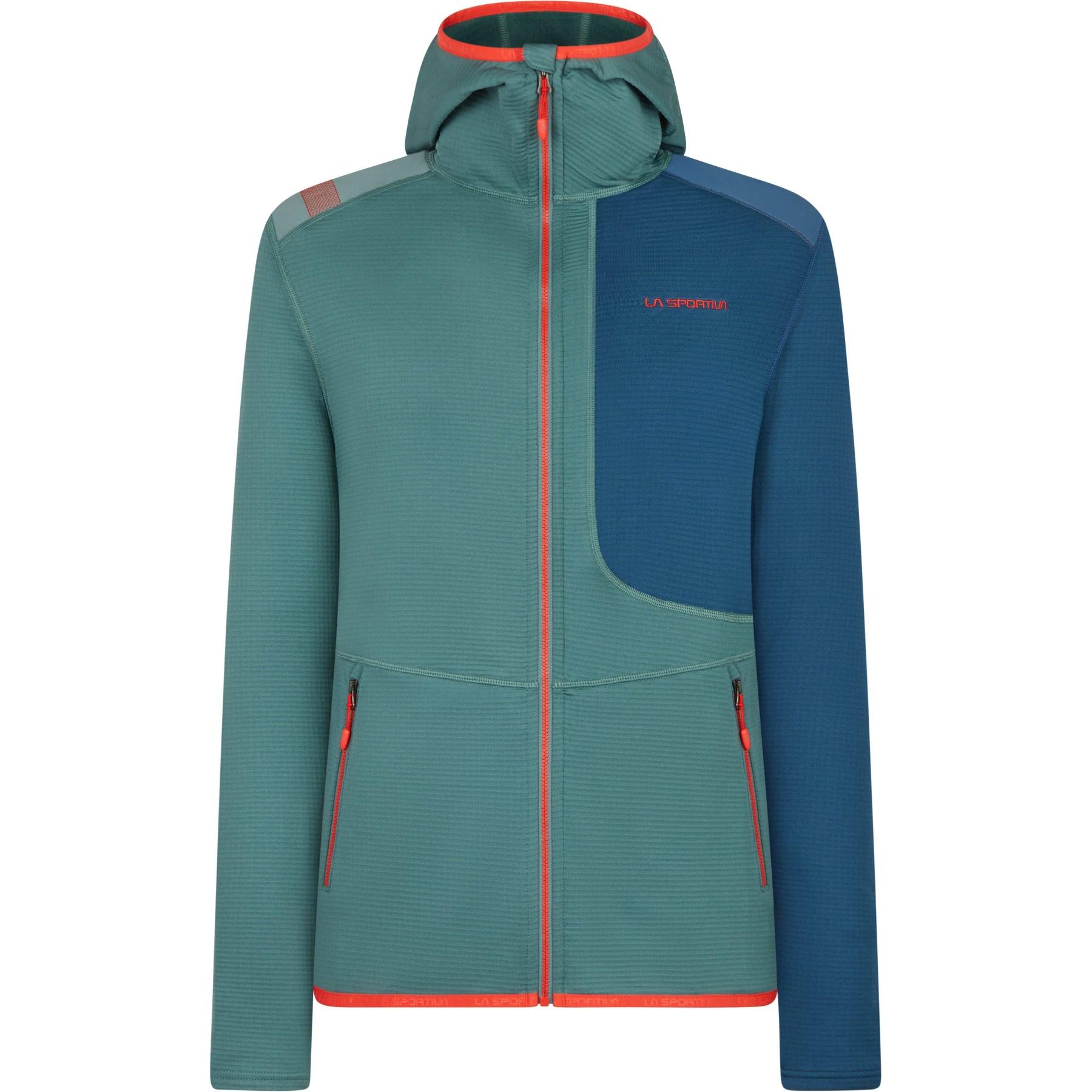 La Sportiva Upendo Hoody Jacket - Pine/Opal