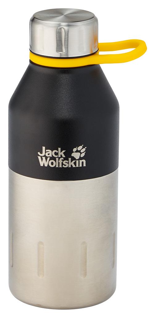 Jack Wolfskin Kole 0.35 Trinkflasche - schwarz