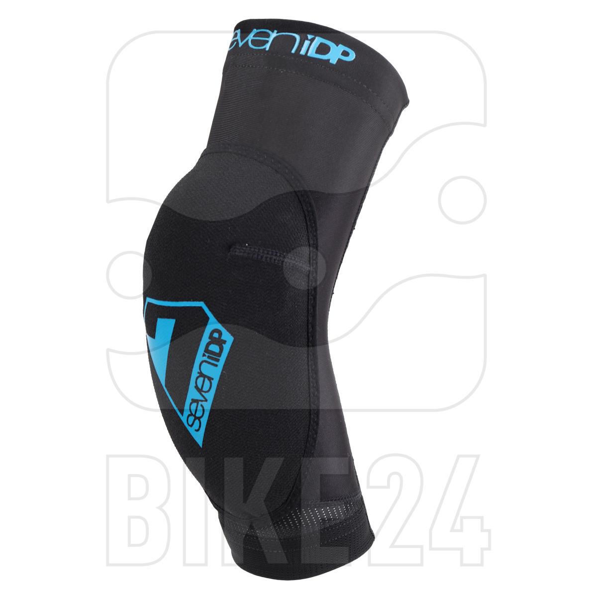 7 Protection 7iDP Transition Youth Elbow Pads - black-blue