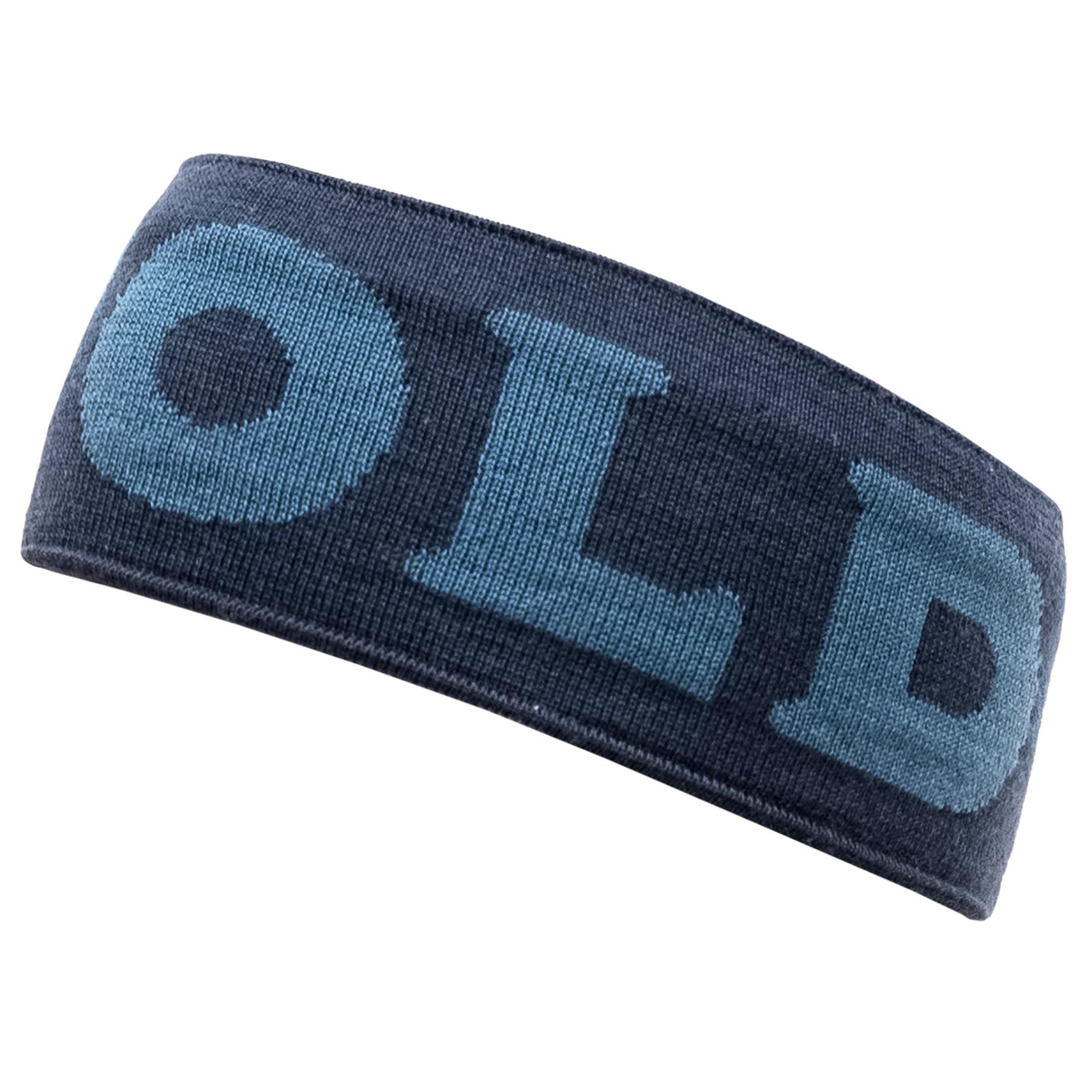 Picture of Devold Logo Headband - 287 Night