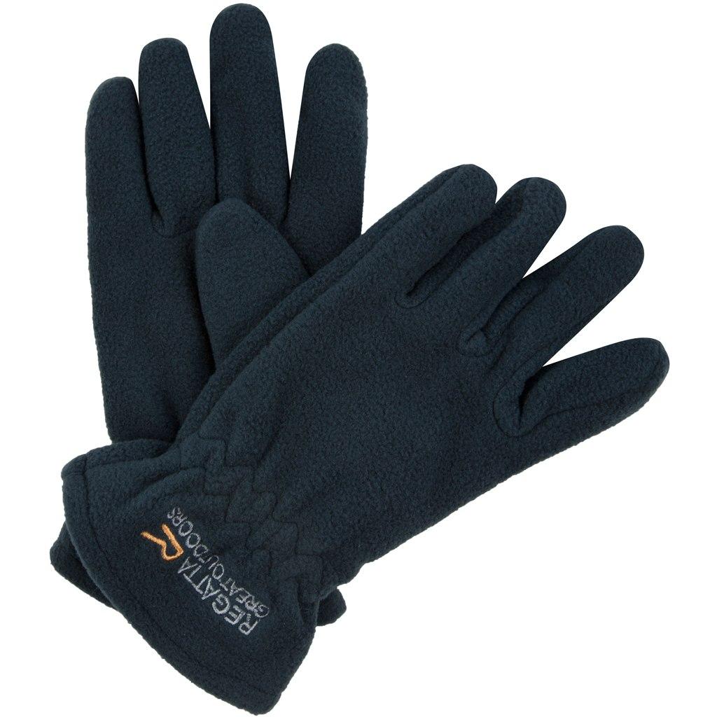Picture of Regatta Taz II Gloves Kids - 540 Navy